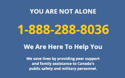 Tema - PTSD Helpline Number