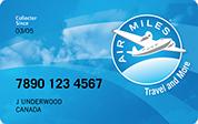 Airmiles Card