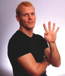 Tim Ferriss - 4 Hour Work Week